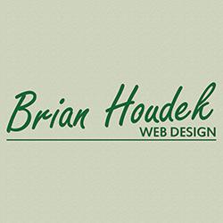 Brian Houdek Web Design Logo