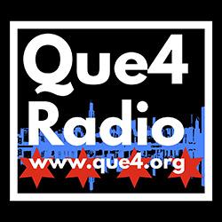 Que 4 Radio Logo