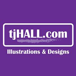 TJ Hall Logo